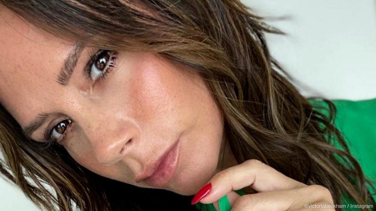 Victoria Beckham has no regrets about experimenting with make-up in Spice Girls heyday