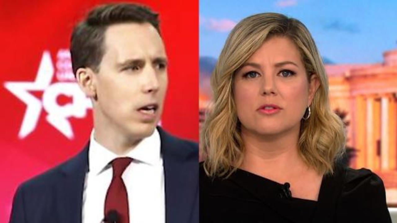 Keilar: Sen. Hawley complains of being canceled ... while on national TV