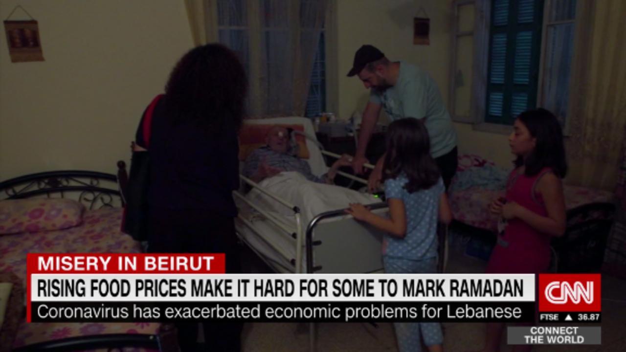 Many Lebanese struggling to survive this Ramadan