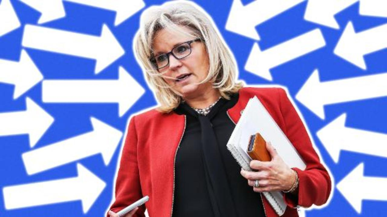The *real* reason Republicans want to get rid of Liz Cheney