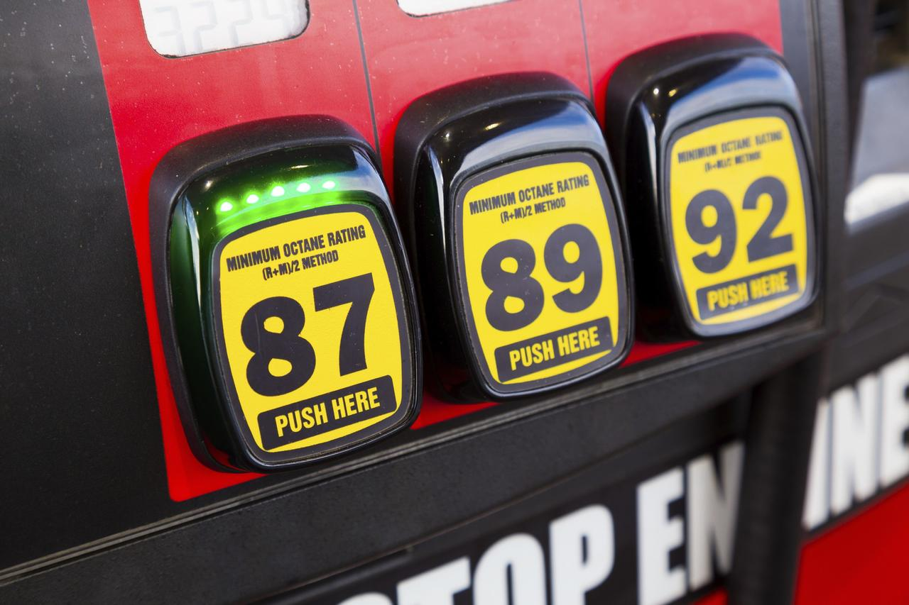 Gas prices spiking