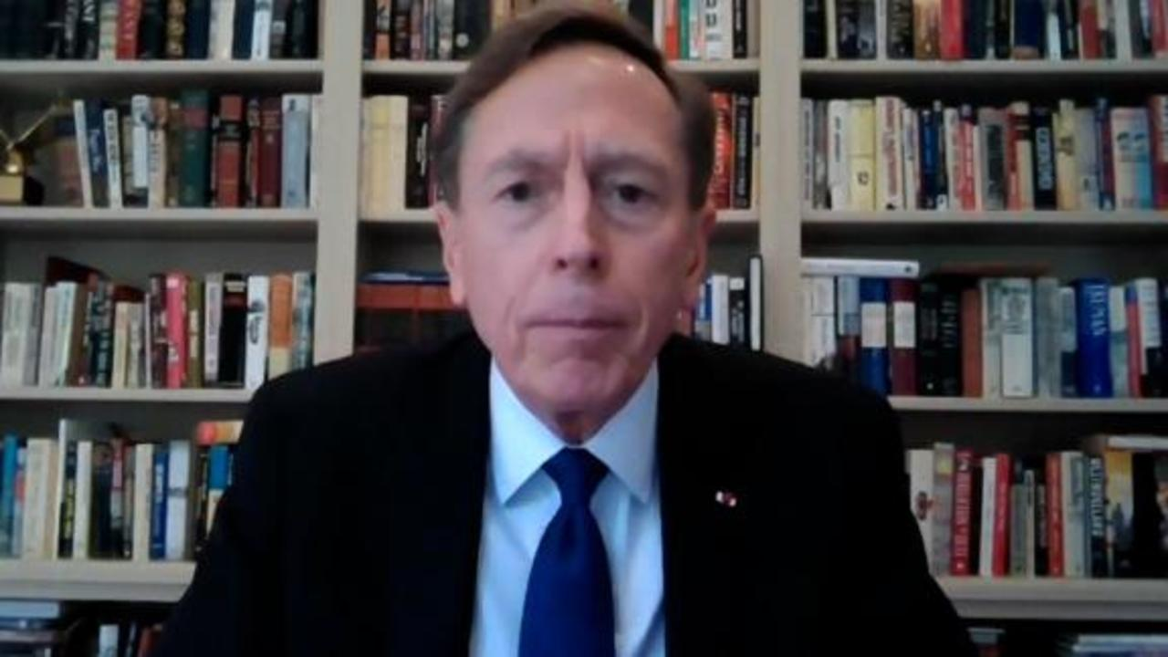 Gen. Petraeus on why US may regret pulling troops from Afghanistan