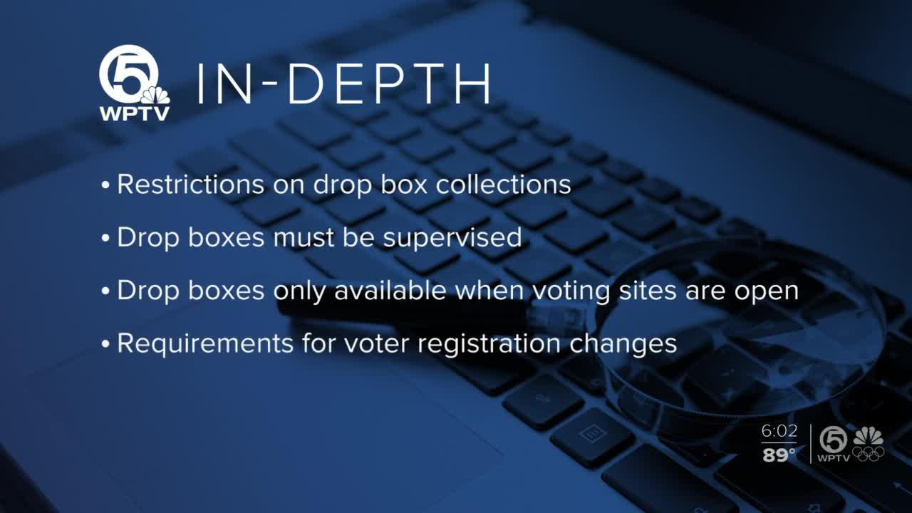 Florida's new elections law: In-depth coverage