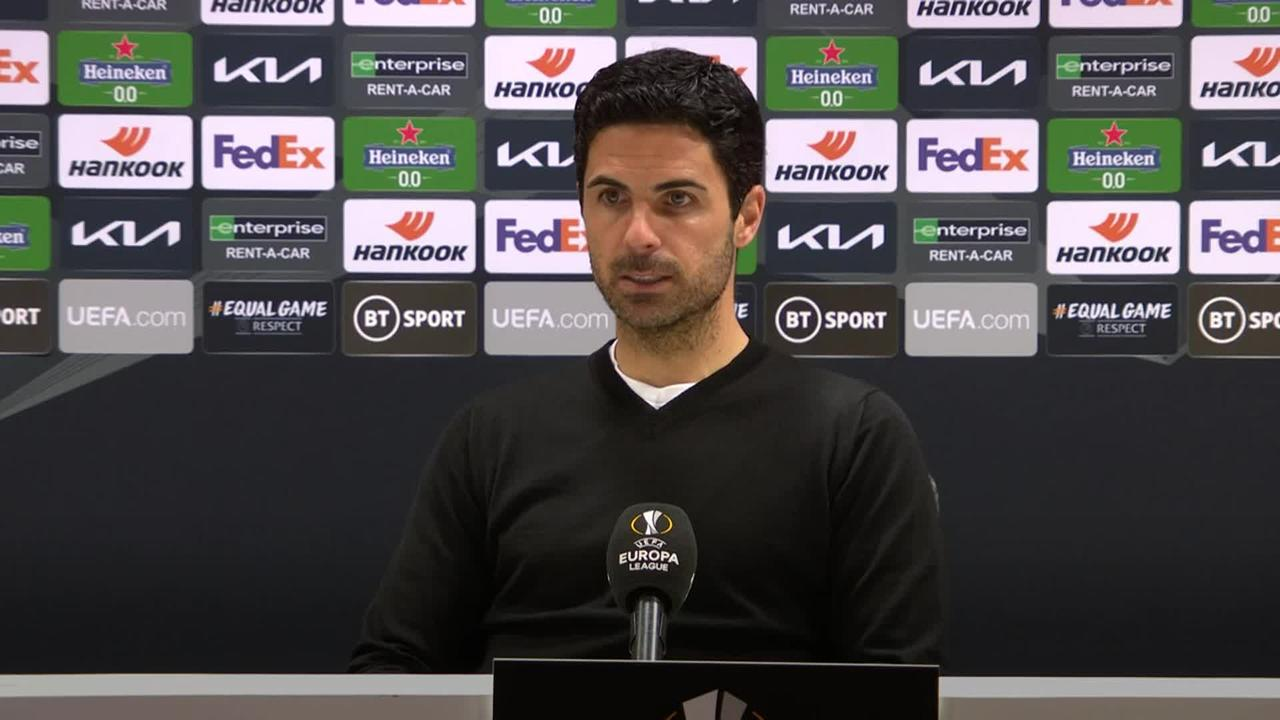 Mikel Arteta: We wanted to give fans something special