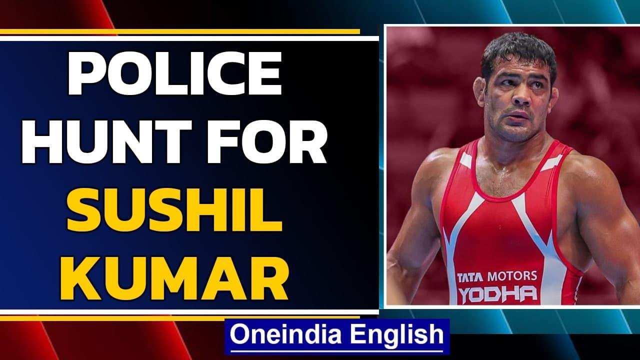 Sushil Kumar under lens in murder case, police search for him | Oneindia News
