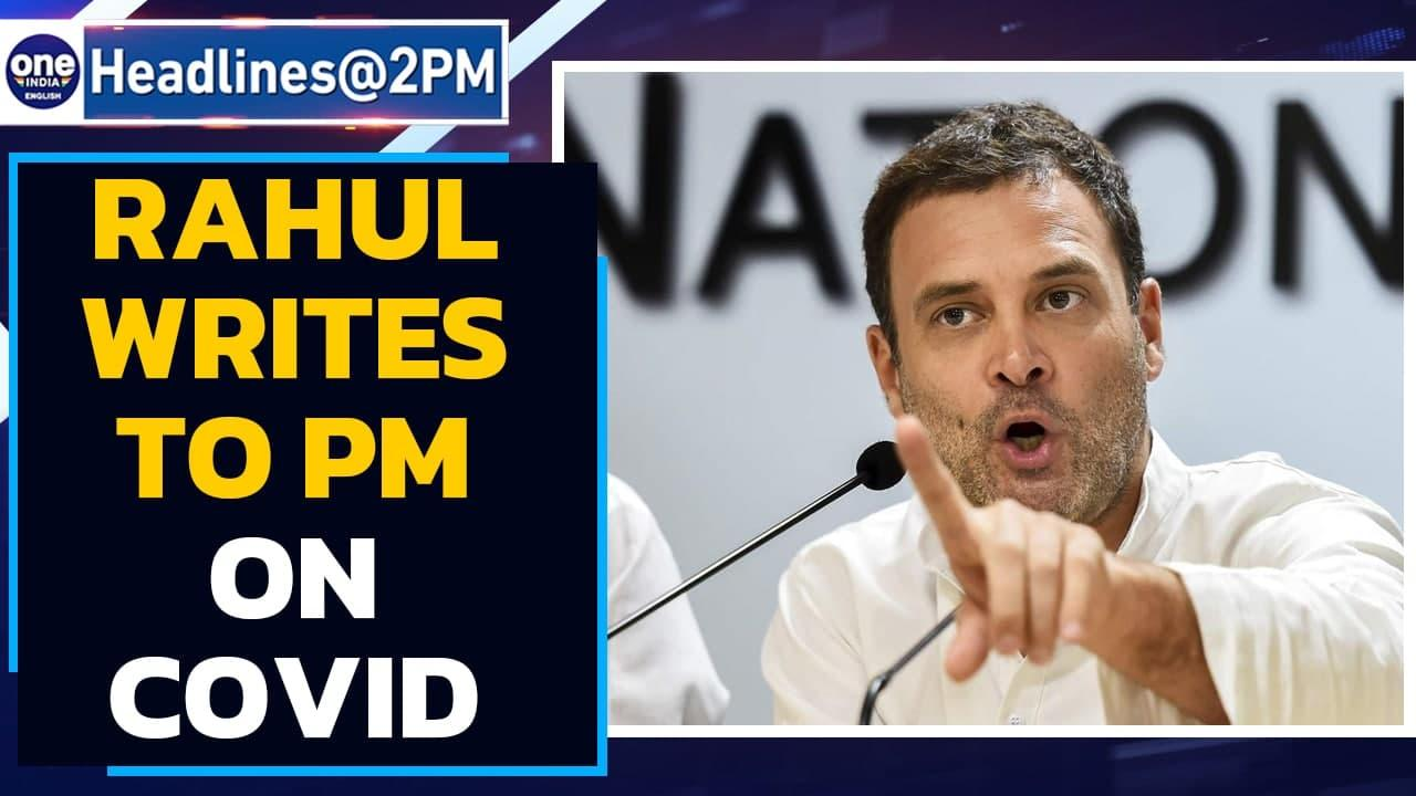 Rahul Gandhi writes to PM   'I fear this is just the beginning'   Oneindia News