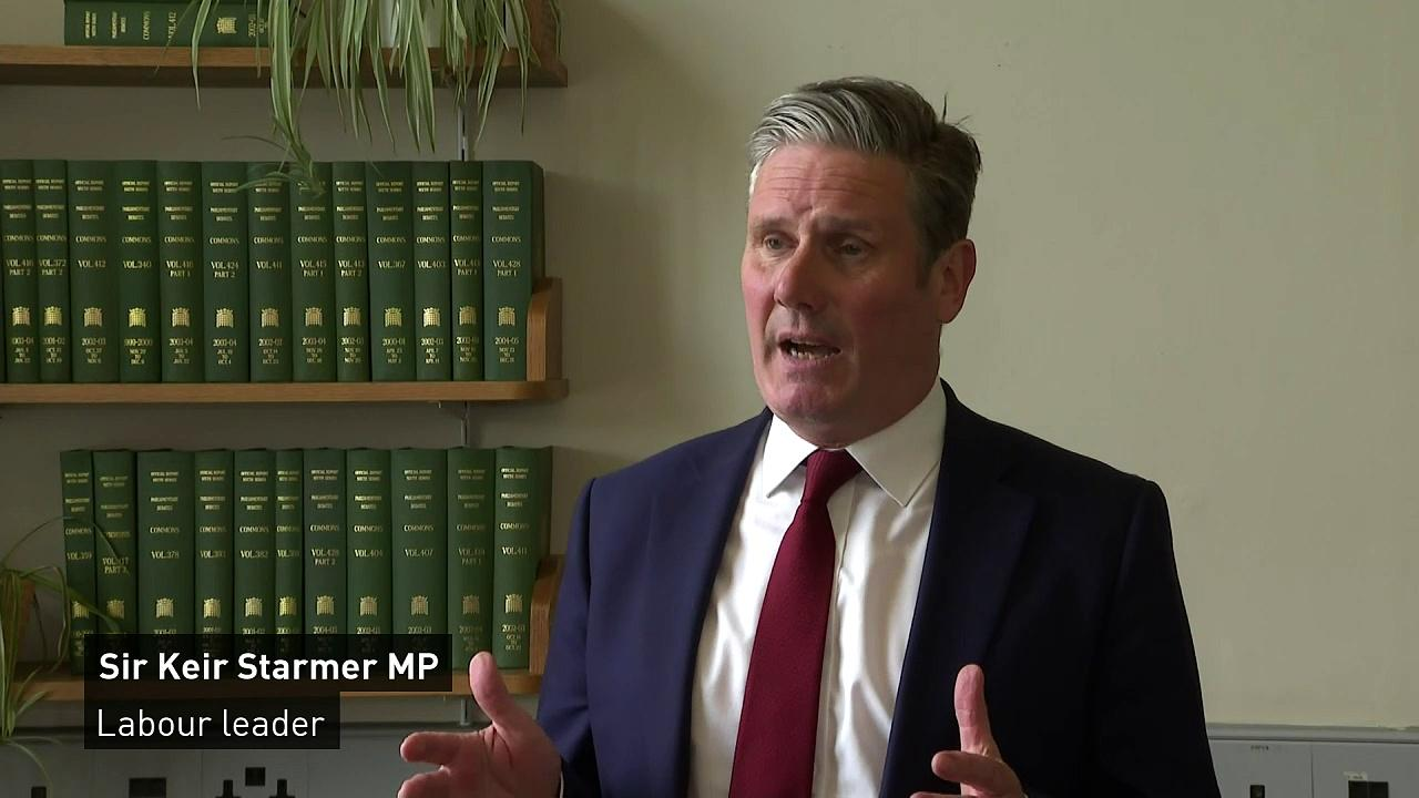 Starmer: I will do whatever is necessary to rebuild trust