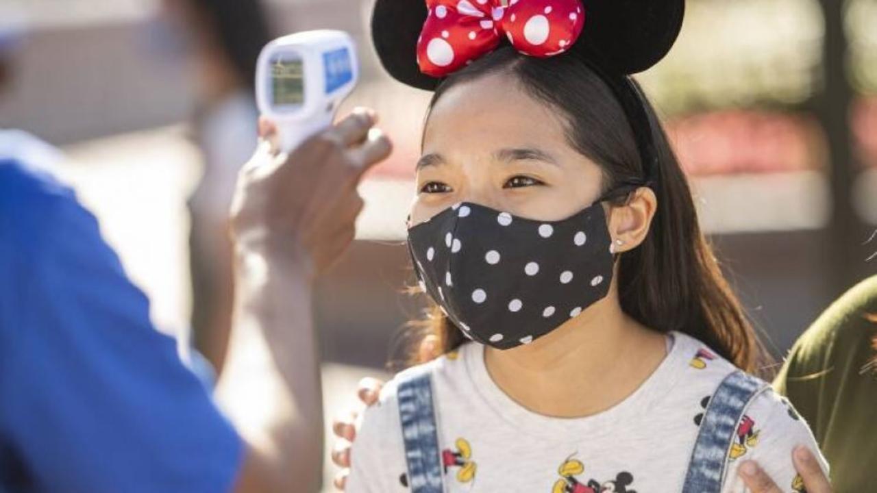 Disney World, Universal Orlando Stop COVID-19 Temperature Checks