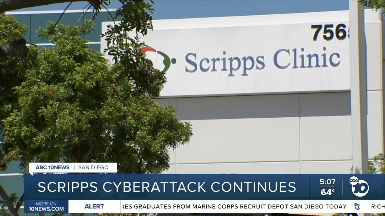 Dayslong Scripps Health cyberattack disrupting care, concerning patients