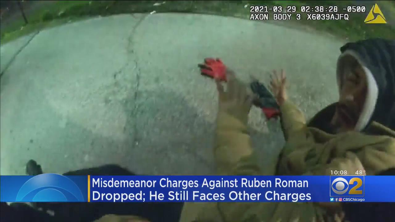 Misdemeanor Charges Against Ruben Roman Dropped; He Still Faces Other Charges