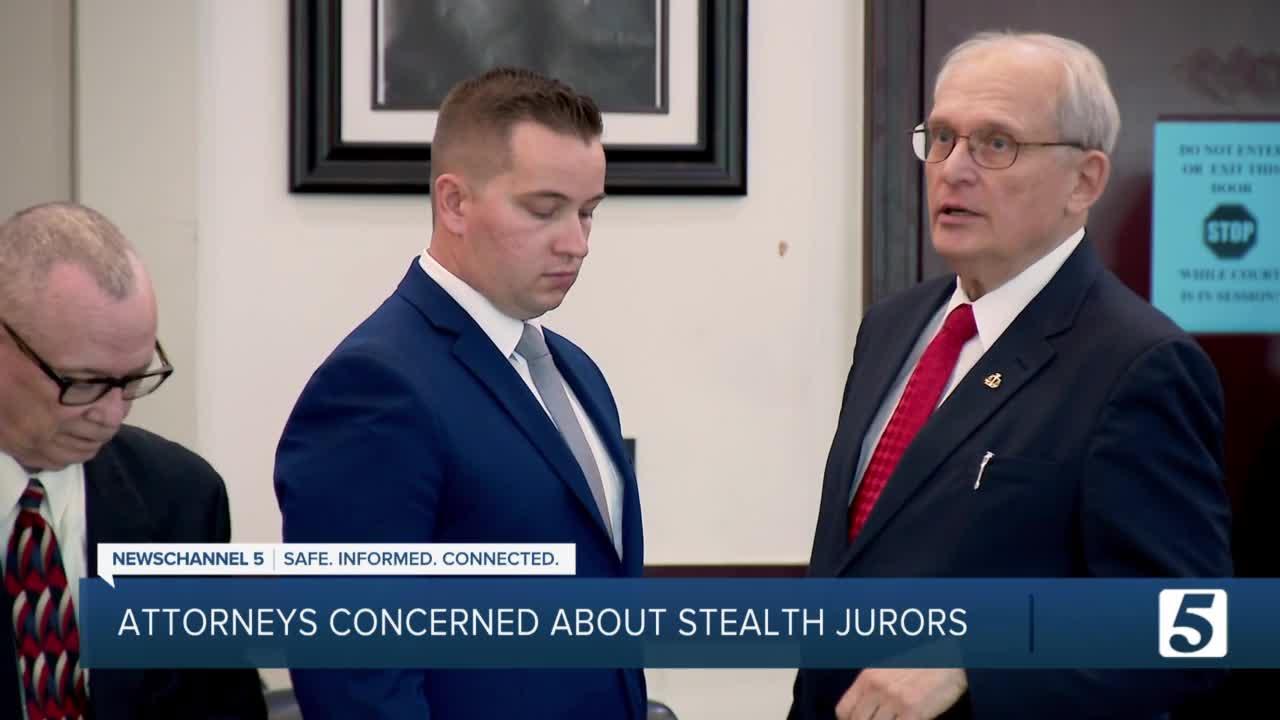 'Stealth Jurors' challenge in George Floyd case raises concerns for Nashville case