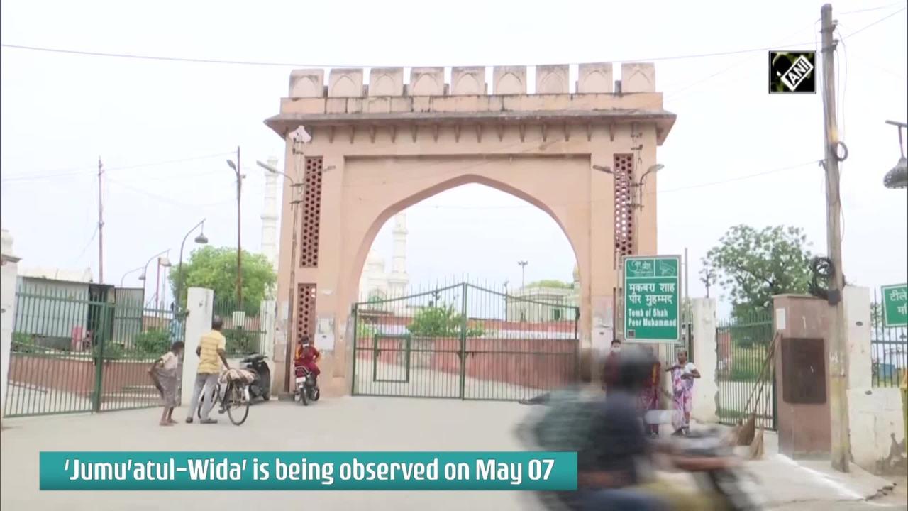COVID: Lucknow mosques remain deserted on 'Jumu'atul-Wida'
