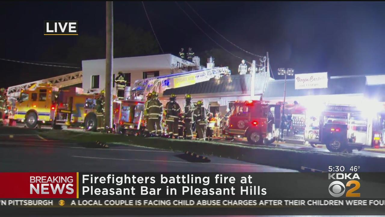 Fire Crews Called To Pleasant Bar