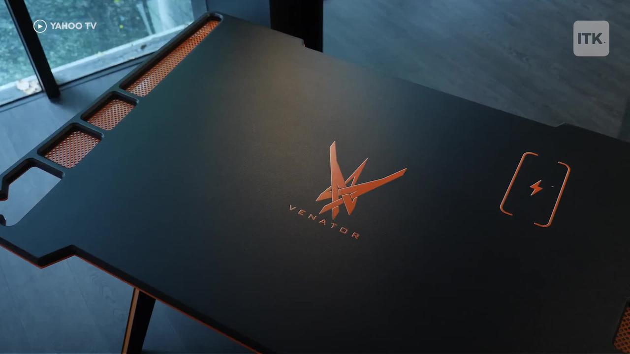 Venator Gaming Desk - In The Know Singapore