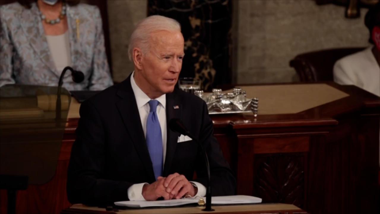Biden Backs Suspending COVID-19 Vaccine Patents