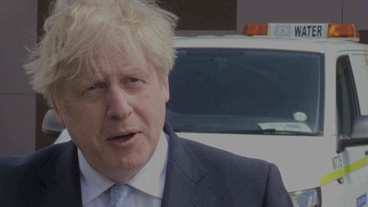 Boris Johnson hails 'encouraging' election results