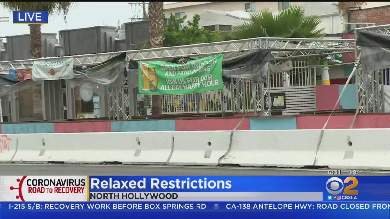 Loosened Restrictions Could Mean Busy Mother's Day Weekend For LA County Businesses