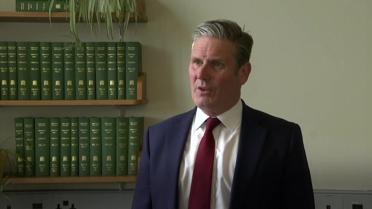 Starmer vows to do 'whatever is necessary' after Hartlepool defeat
