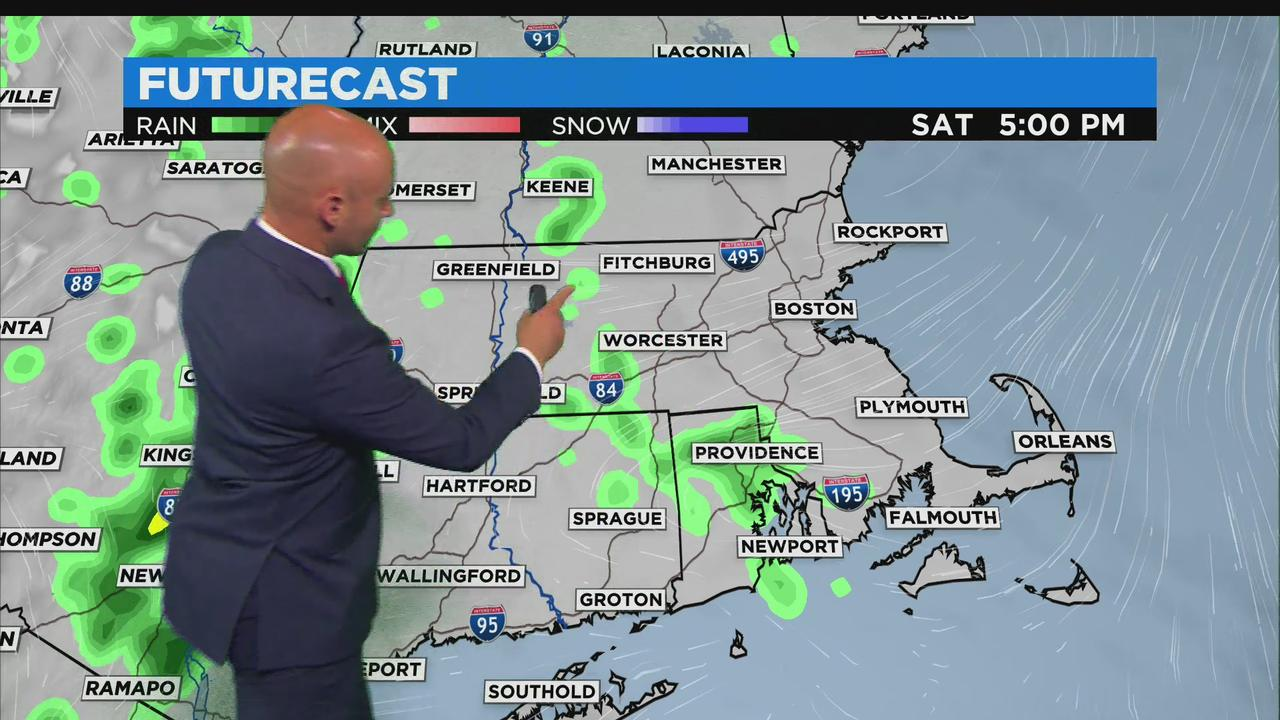 WBZ Midday Forecast For May 7