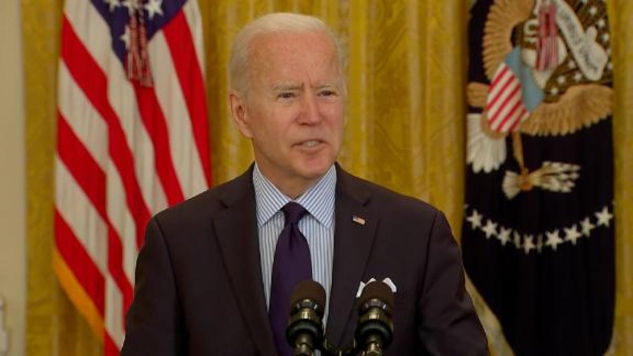 Biden on disappointing jobs report: More help is on the way