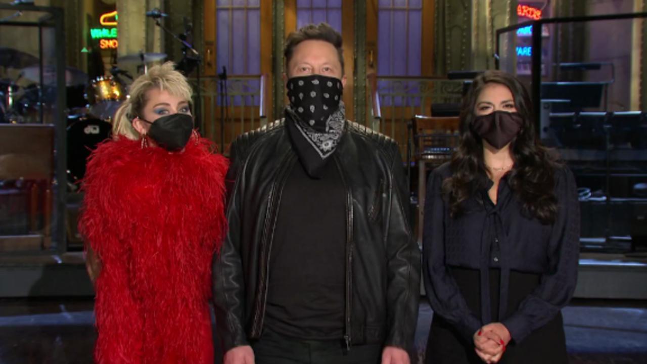 Elon Musk promises to be 'good-ish' in 'SNL' teaser