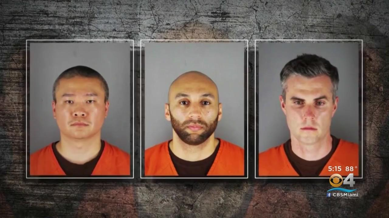 Grand Jury Indicts 4 Officers Involved In George Floyd Case