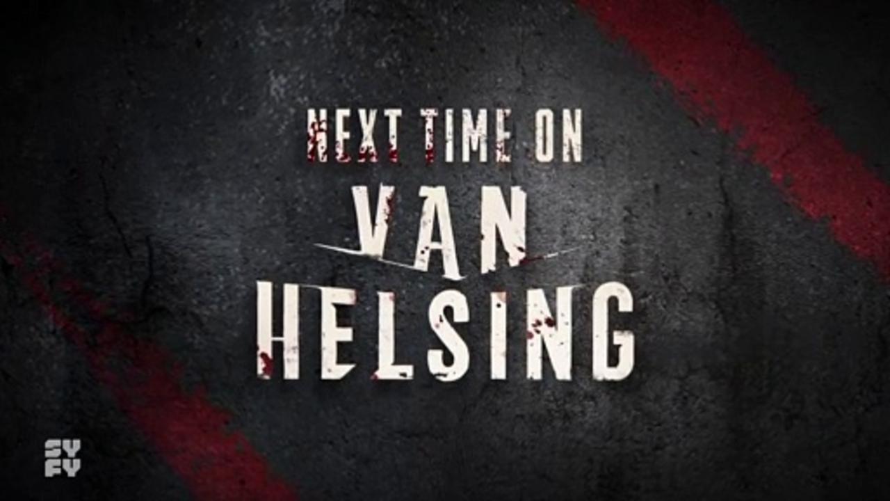 Van Helsing S05E05 Sisterhunt