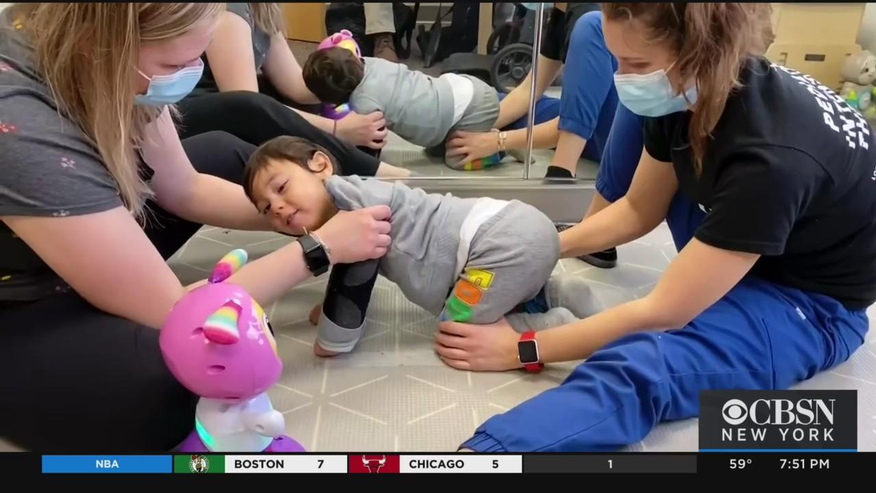 Long Island Family Searching For Cure For FOXG1 Syndrome