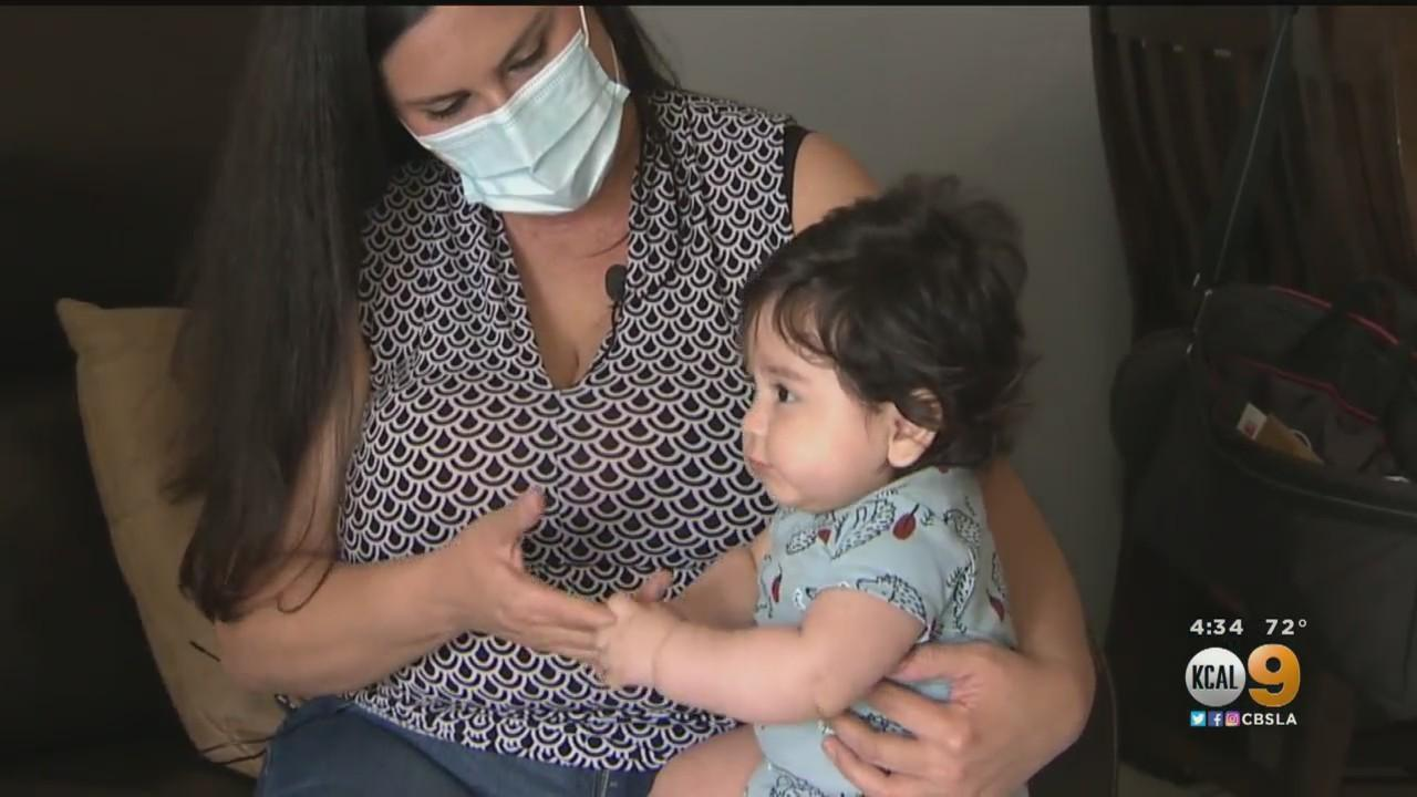 Pregnant Mom Who Battled COVID, Lost Father To The Virus Looking Forward To Mother's Day With Infant