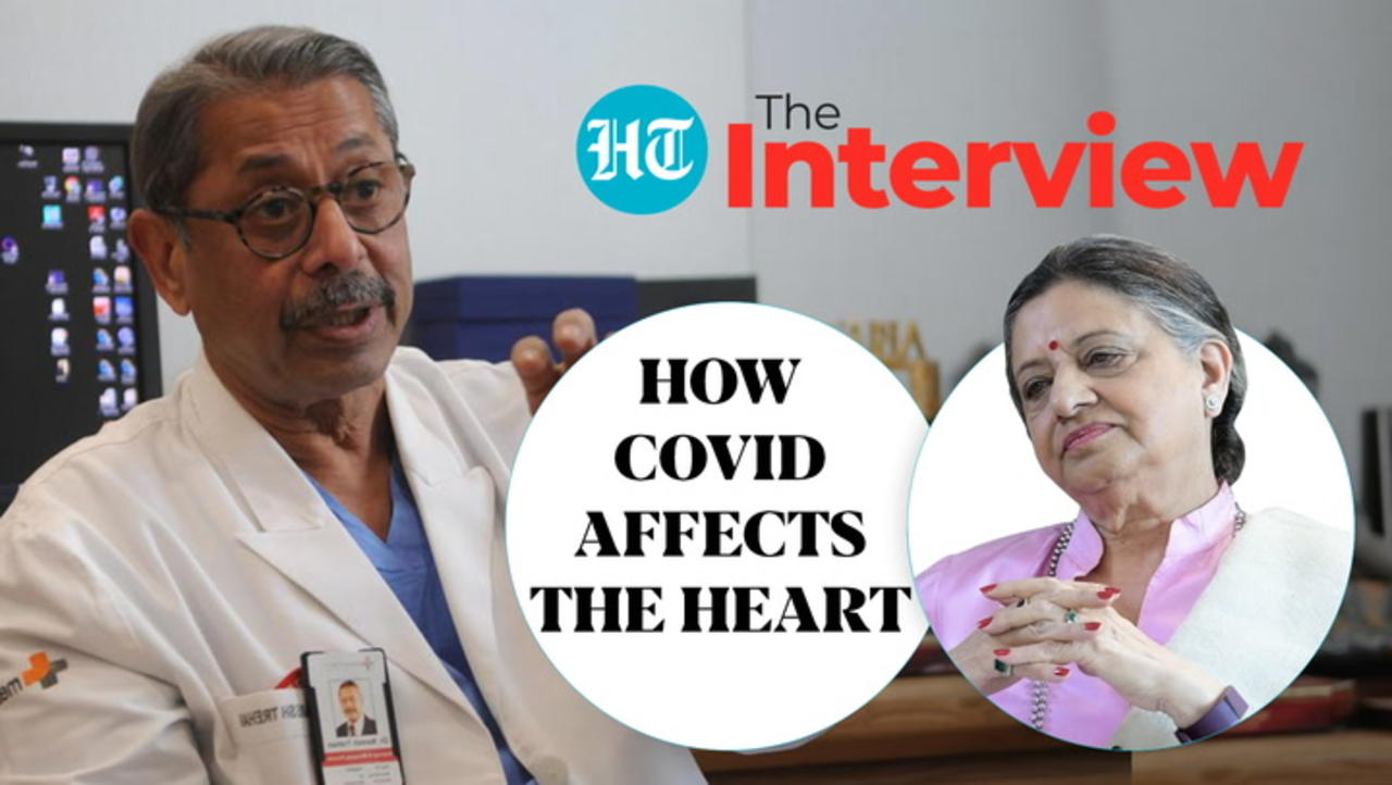 Dr. Naresh Trehan on de-stressing techniques for heart patients amid Covid pandemic