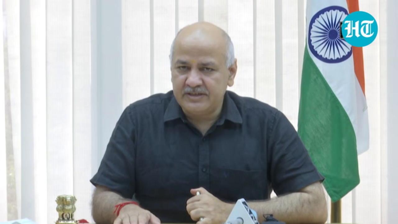 'Maintain 700 MT oxygen': Manish Sisodia highlights Delhi's demand | Covid