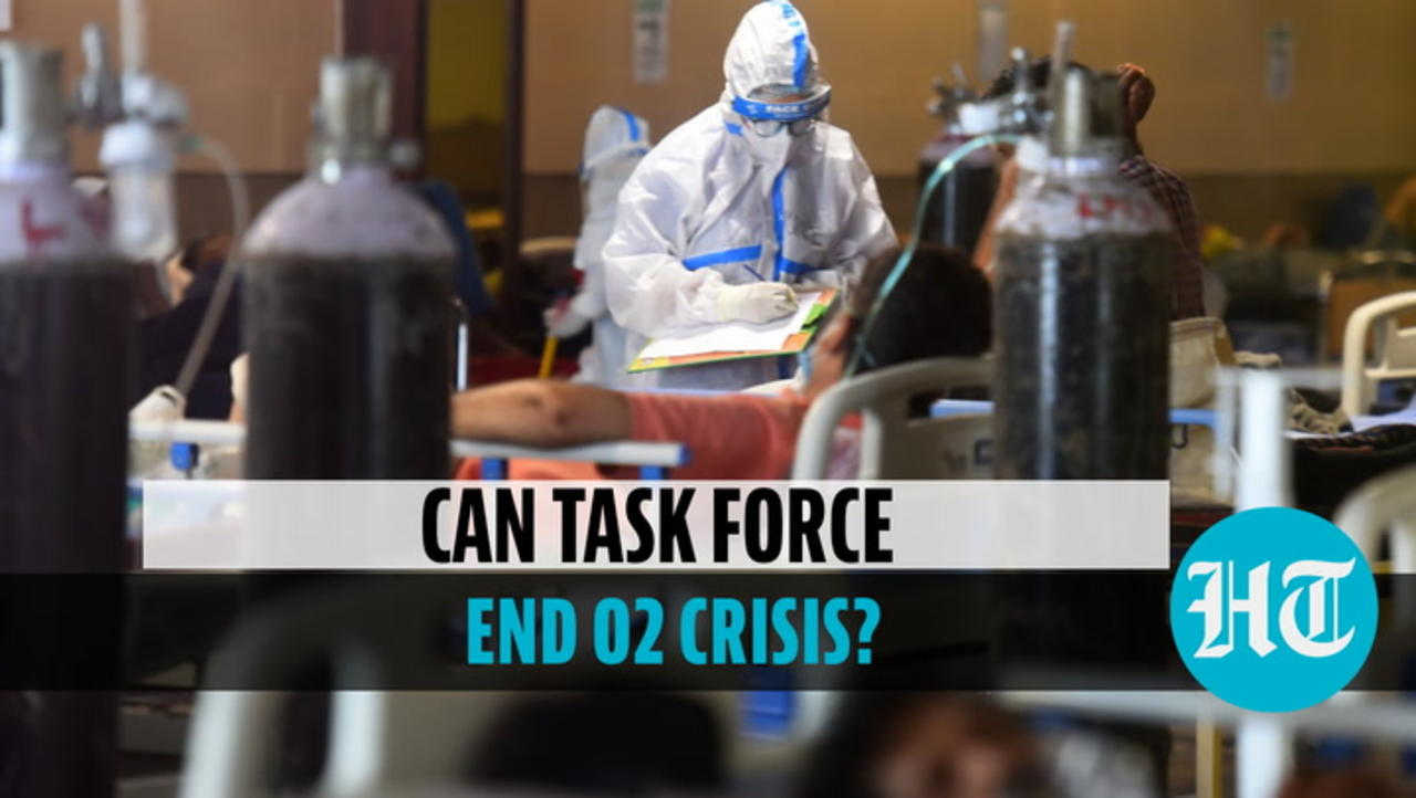 Oxygen shortage: What Supreme Court's new task force will do | Covid