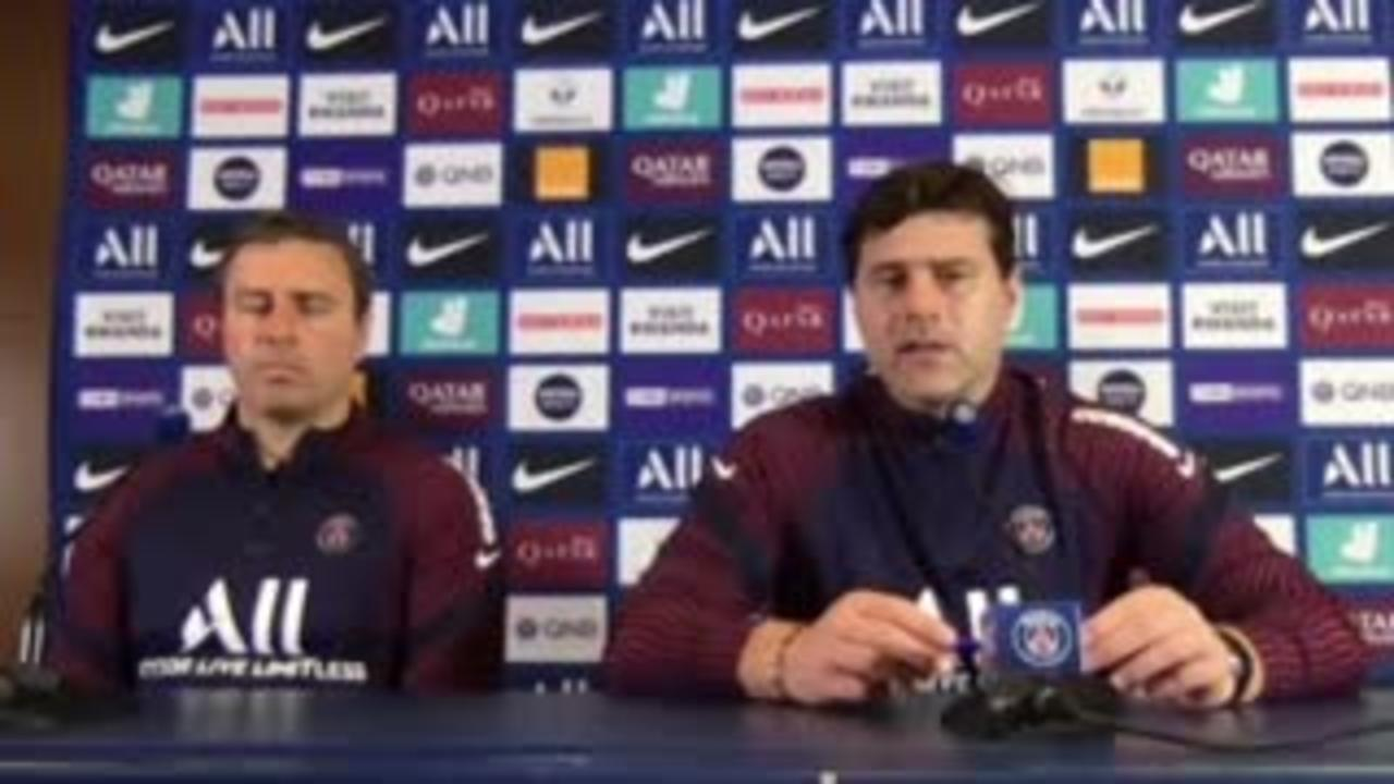 Poch: Neymar renewal speaks for PSG's ambition