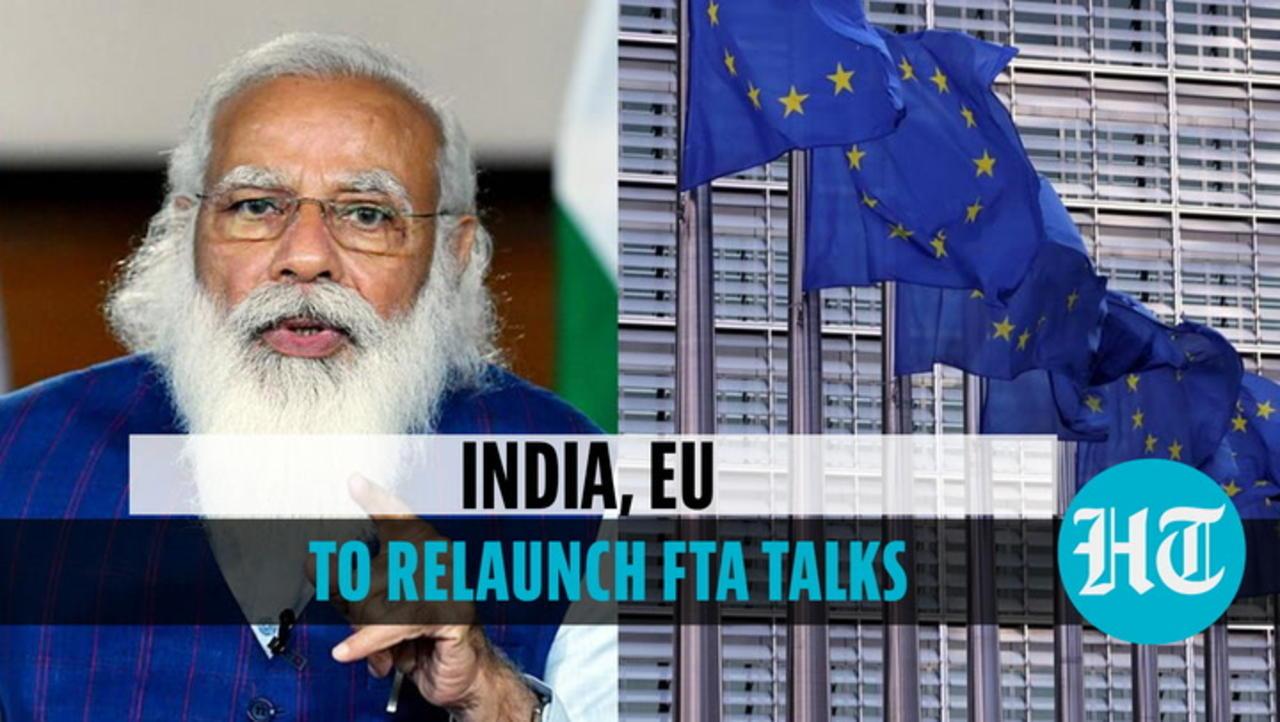 India, EU to re-launch free trade talks: What PM Modi, EU leaders discussed