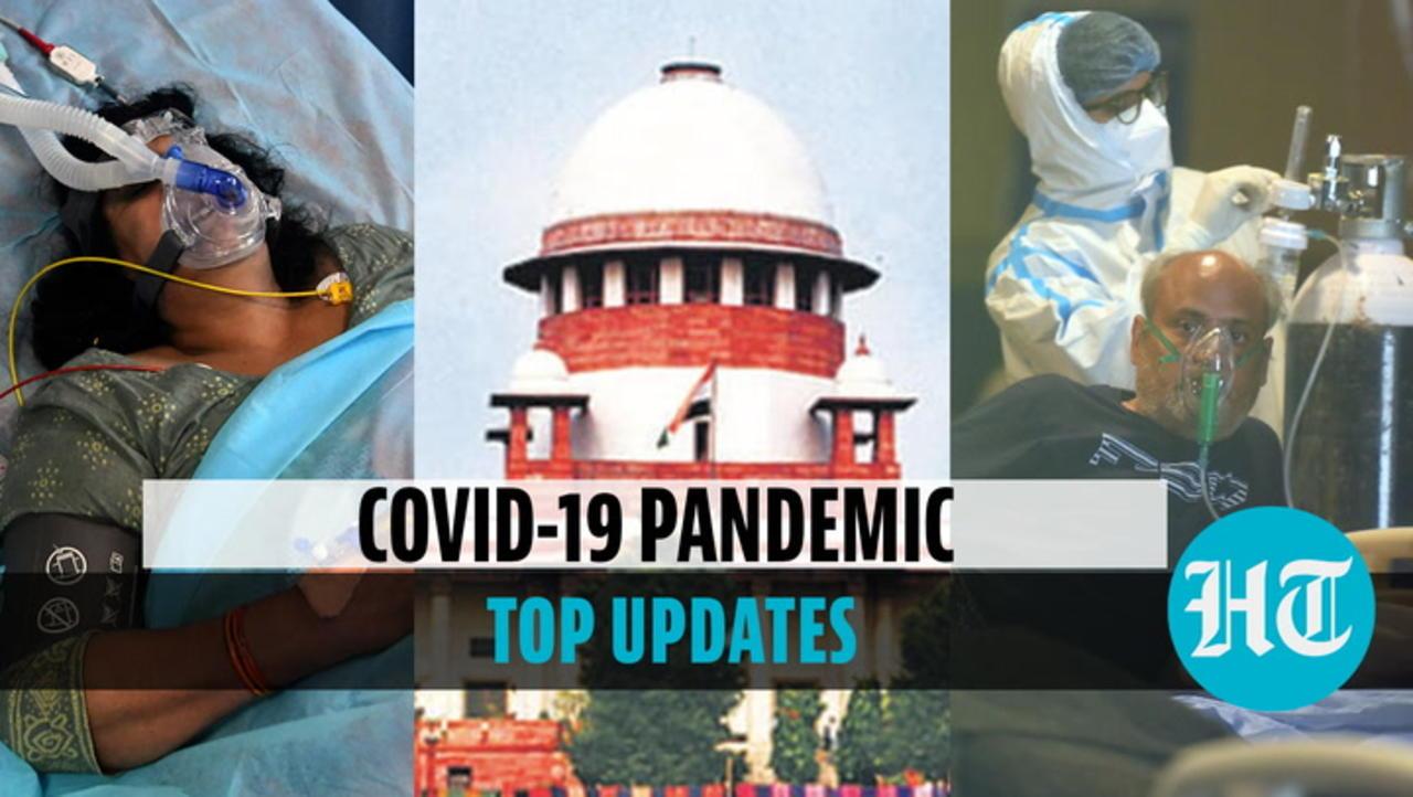 Covid update: Decongesting jails; DRDO's new oral drug; task force for oxygen
