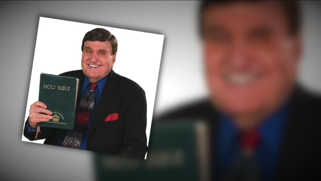 Televangelist Ernest Angley dead at 99