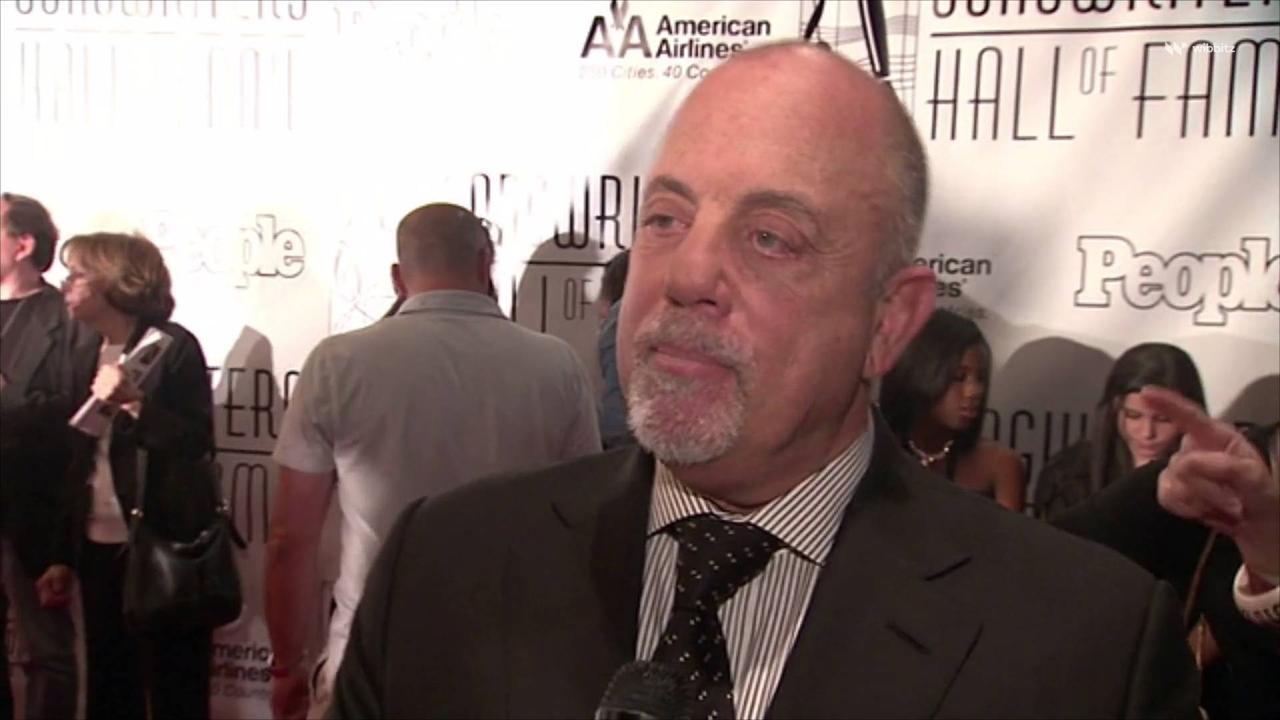 Happy Birthday, Billy Joel! (Sunday, May 9)