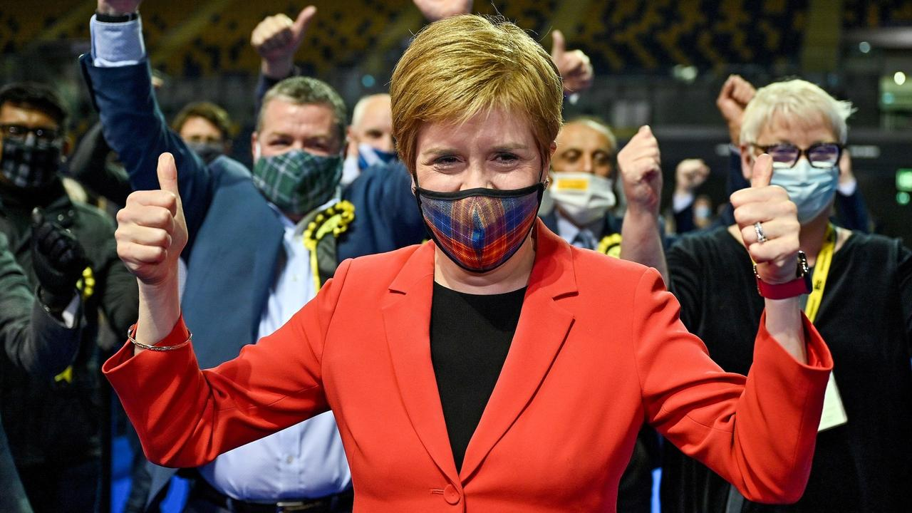 SNP to seek Scottish independence vote after election victory