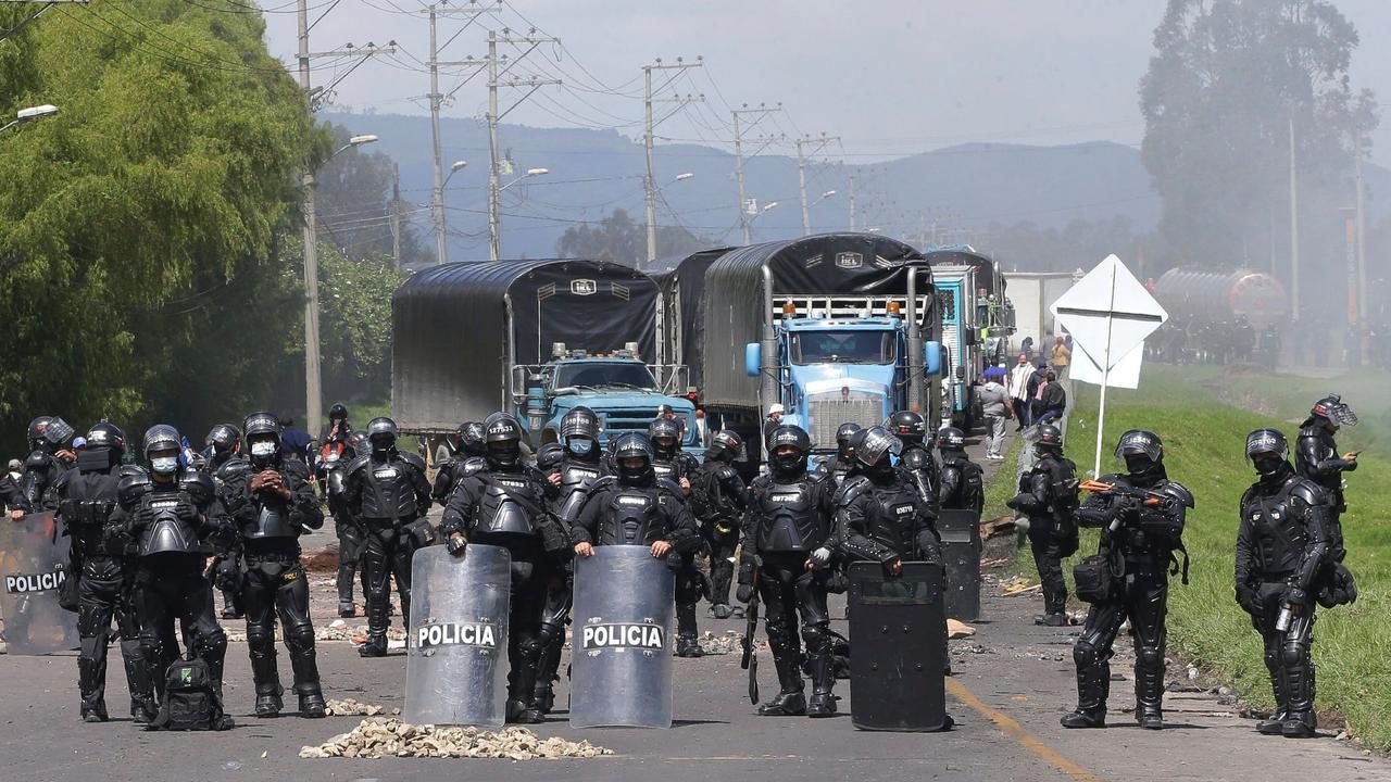 Colombia's Duque seeks to calm protest as grievances fester