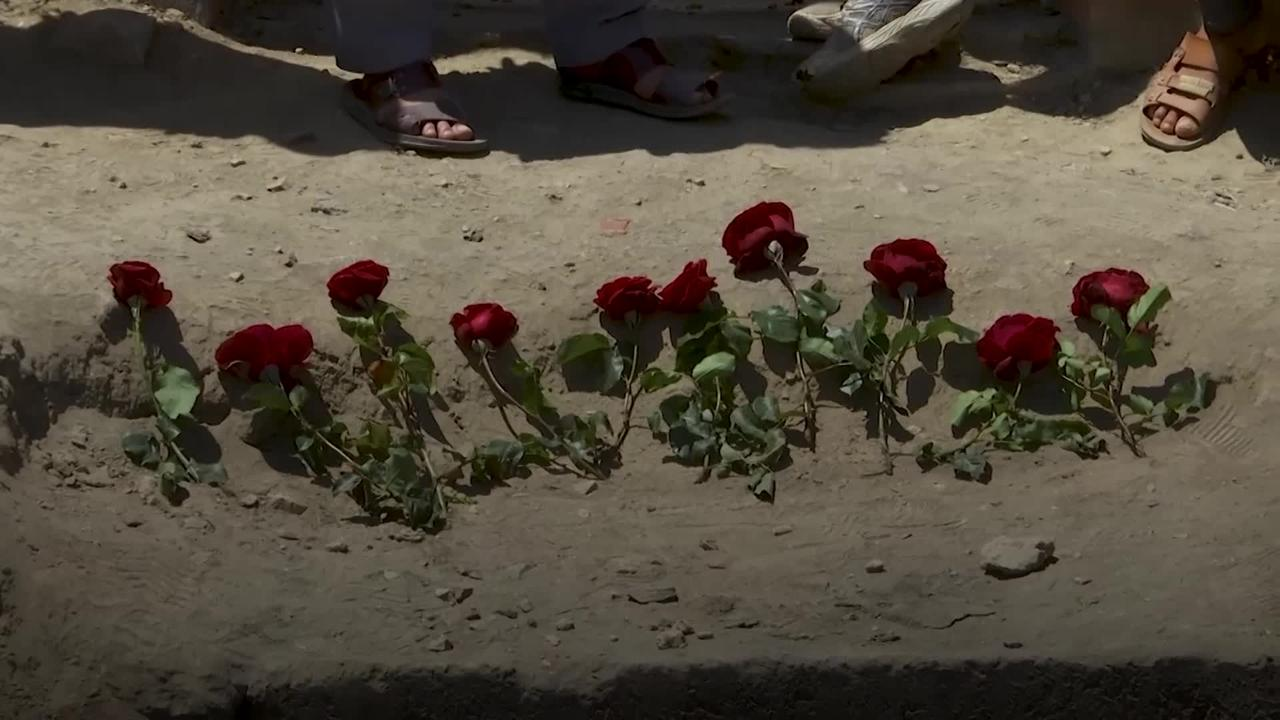 Death toll from bomb blasts near Afghan girls' school rises
