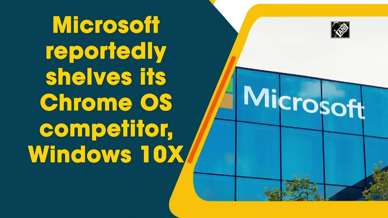 Microsoft reportedly shelves its Chrome OS competitor, Windows 10X