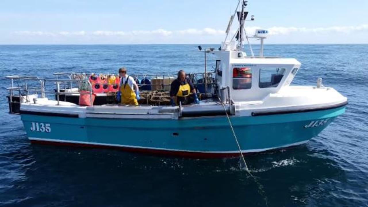 Fishermen caught in the middle of dispute between Britain and France