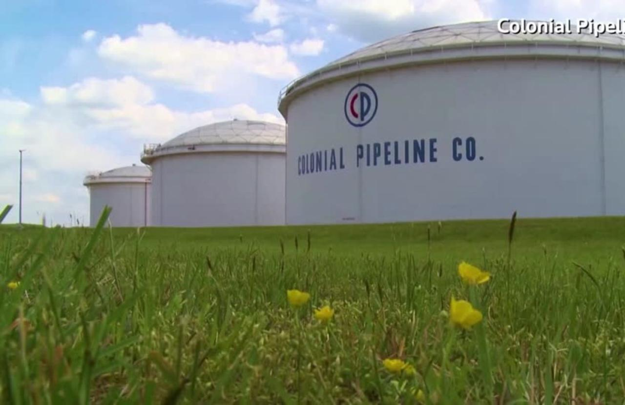 'All hands on deck' after pipeline hack -U.S. official