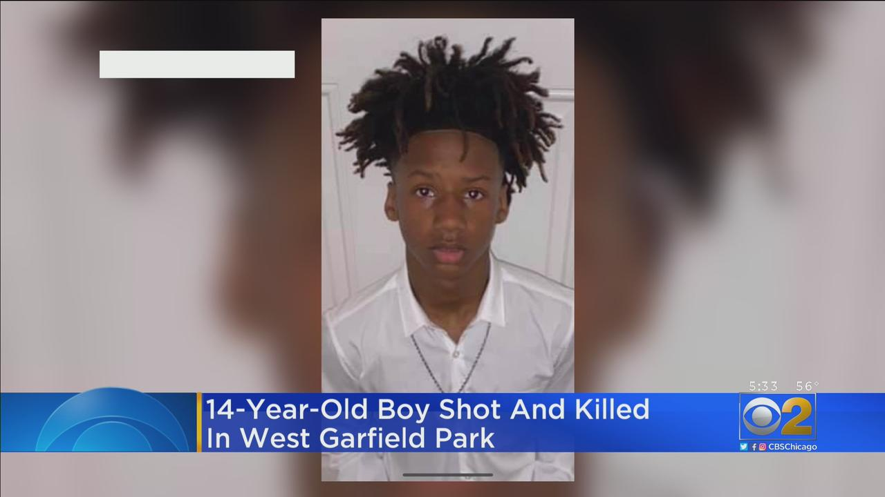 Teen Shot Dead In West Garfield Park Identified As Eddie Thigpen