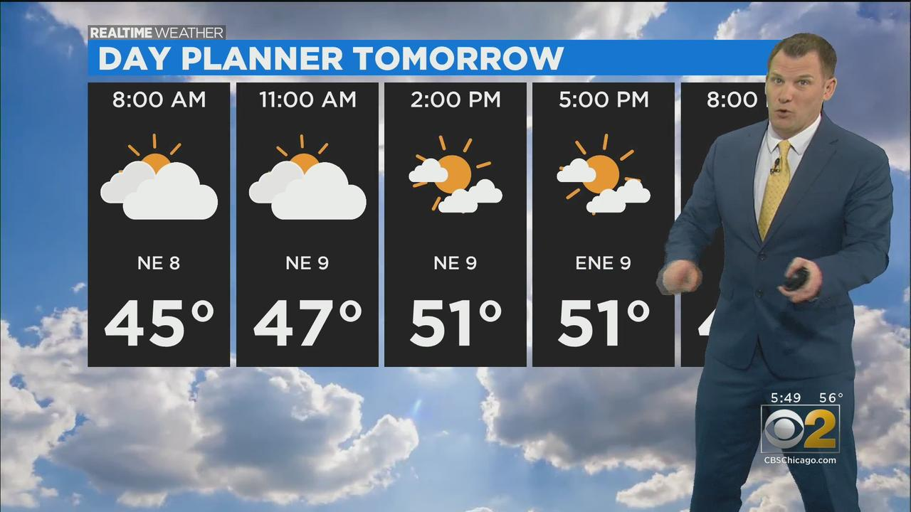 Chicago Weather: Sun Returns, But Chill Remains
