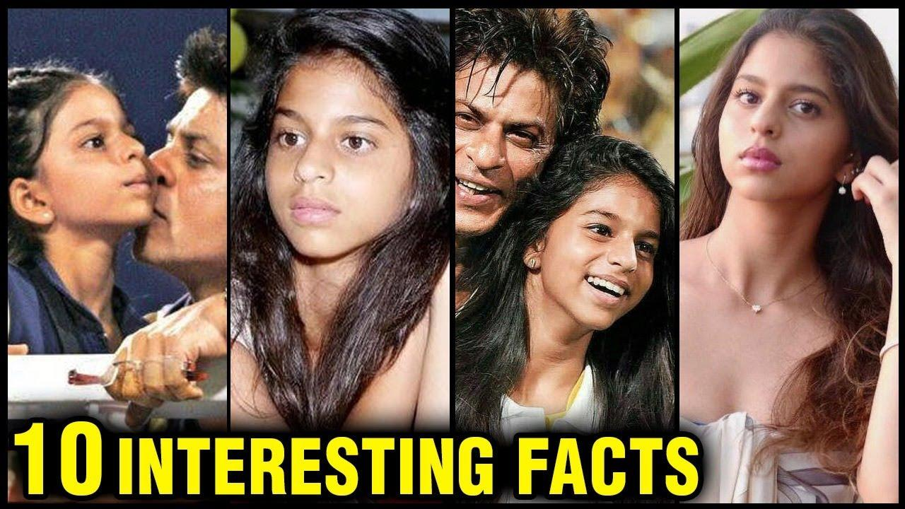 Facts You Should Know About The Emerging Star Suhana Khan