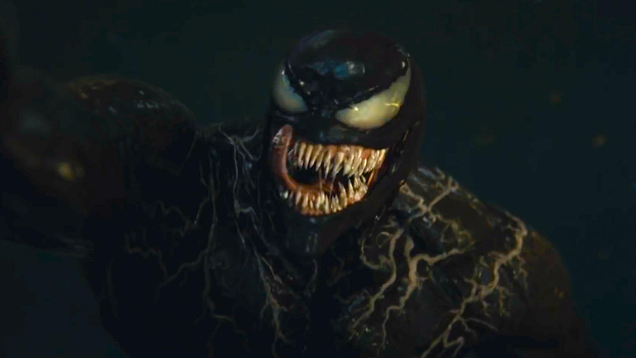 Venom: Let There Be Carnage with Tom Hardy - Official Trailer