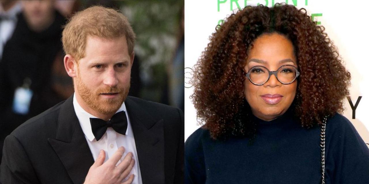 Apple TV+ to Stream Oprah and Prince Harry's Mental Health Docuseries