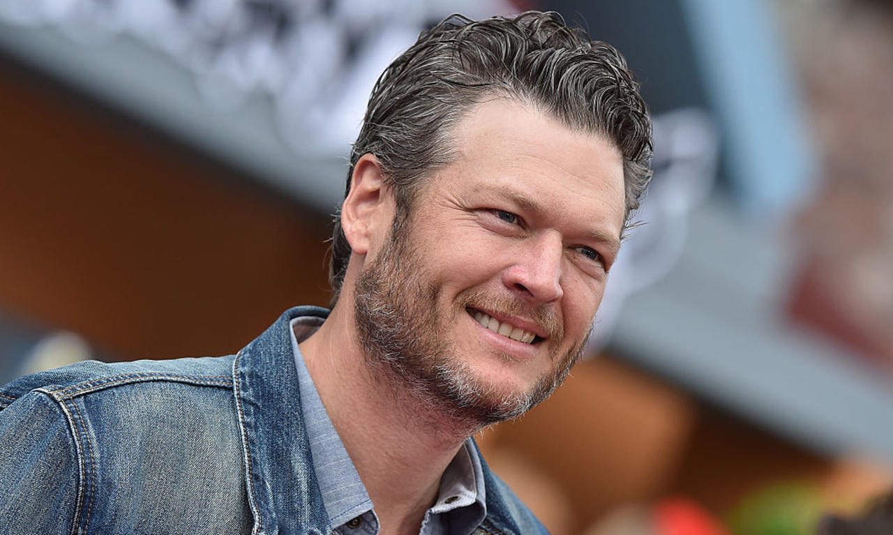 Blake Shelton Joins Initiative to Provide Meals to Out-of-Work Musicians