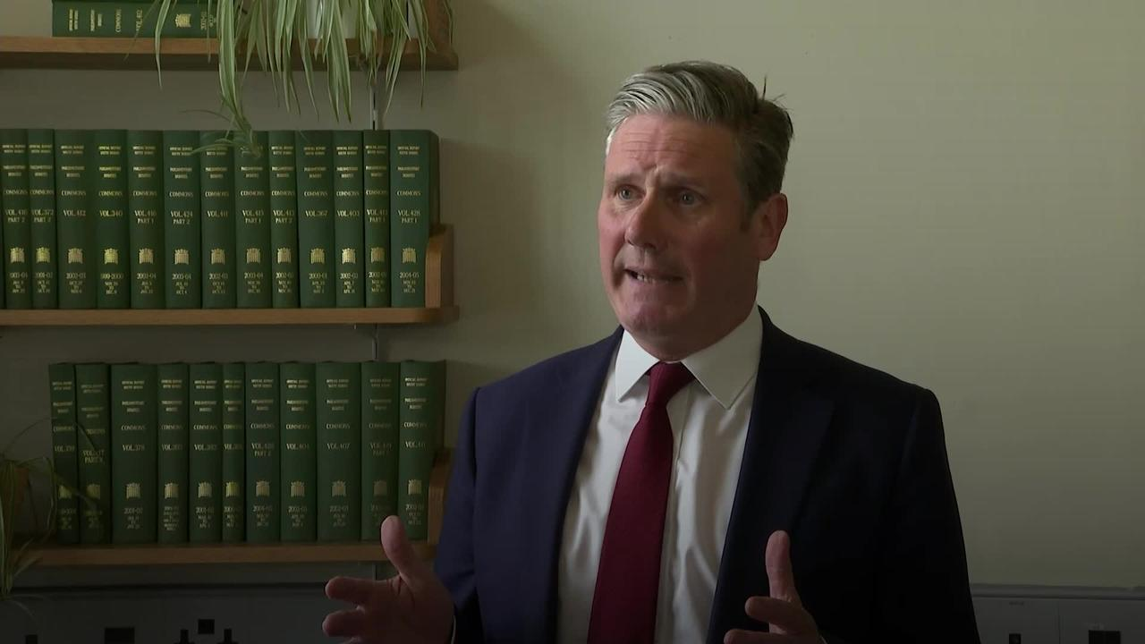 Change at the top as Keir Starmer completes Labour shadow cabinet reshuffle